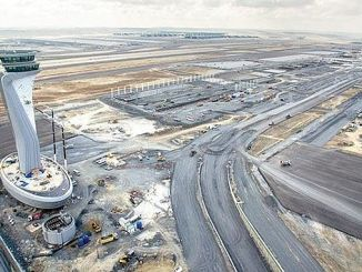 لقد ابتلع مطار 5 الجديد في اسطنبول غابة ضخمة في عام 1
