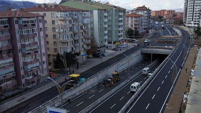 istasyon altgeciti cumartesi gunu aciliyor