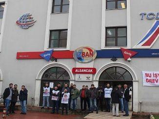 Izban-Arbeiter sind bereit, diese Zahlen jeden Monat zu sehen