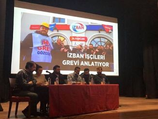 izban workers met with izmir people