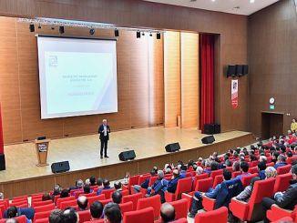 El seminario de capacitación se organizó en el Kardamir Industrial 4 0.