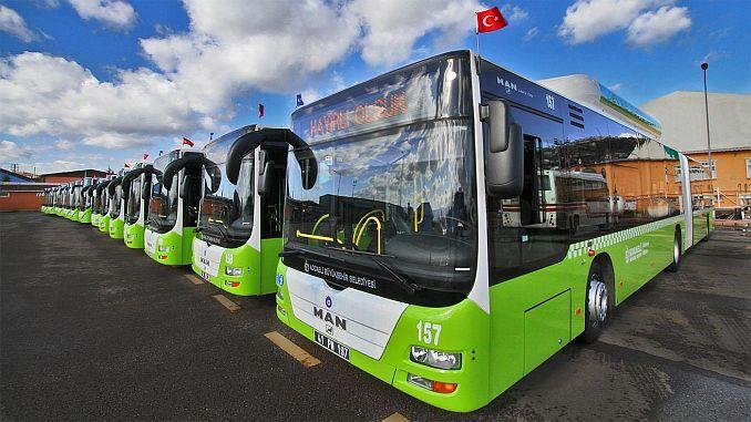 coach bus changes