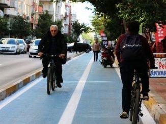 28 किलोमीटर साइकिल पथ