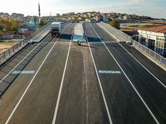 traffic marking studies in Malatya continue