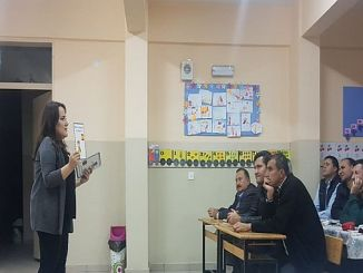 muglada soforlarere English training began to be given