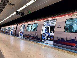 sabiha gokcen metro 29 planting in 2019