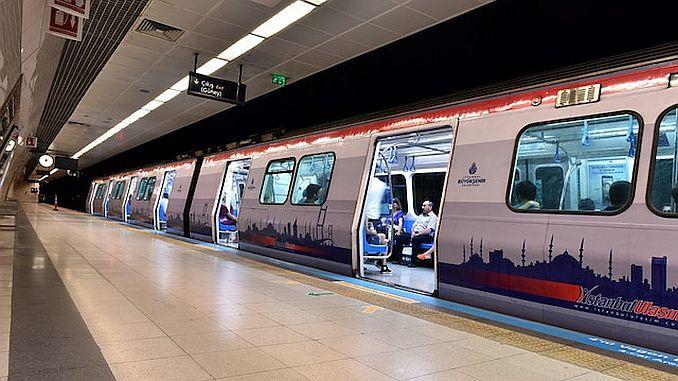 29 ನಲ್ಲಿ sabiha gokcen metro 2019 ನೆಟ್ಟ