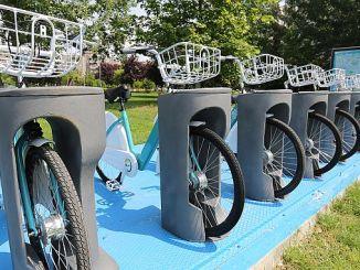 smart bicycle starts in Sakarya