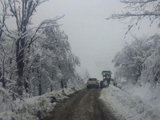 samsun big city closed roads