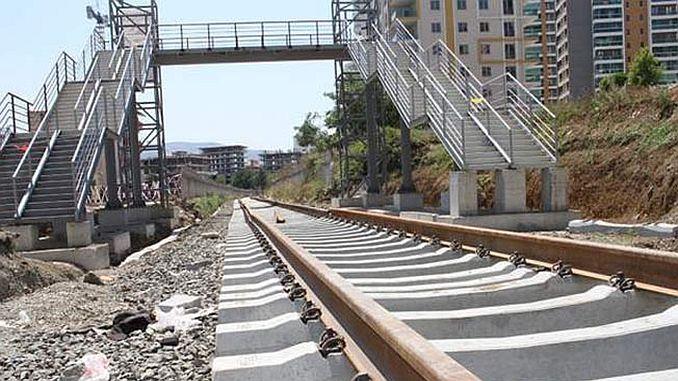 samsun on the kalin railway