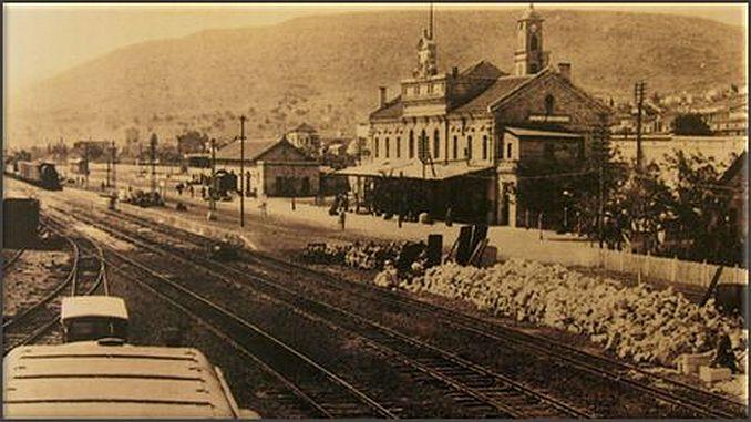 samsun sivas railway