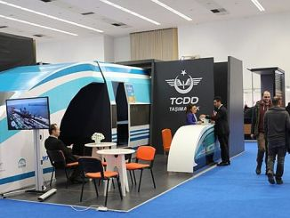 tcdd participates in transport efficiency and technology fair