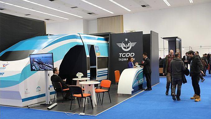 tcdd participa en feria de eficiencia y tecnología de transporte