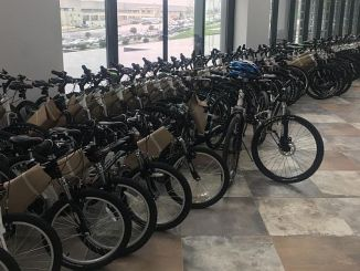 300 bicycle winners in toron found