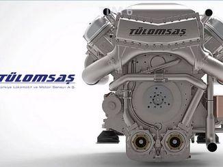 Η tulomsas 1000 HP παράγει κινητήρες ντίζελ