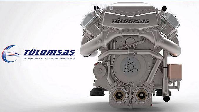 tulomsas 1000 HP produces diesel engines