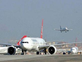 schreef in de burgerluchtvaart geschiedenis van Turkije