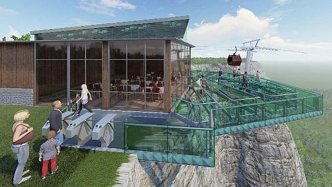 uzungol karester hill ropeway project was auctioned 1