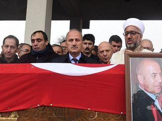 yht kazasinda olen prof dr albayrak started his last journey