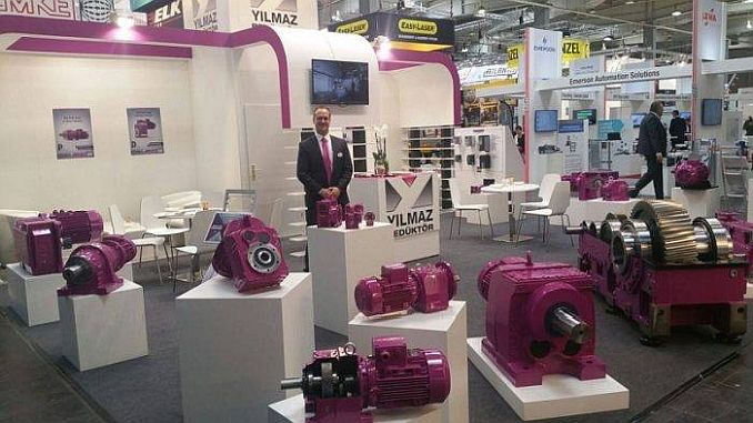 yilmaz reduktor produces the first domestic tram motor and gear box in our country