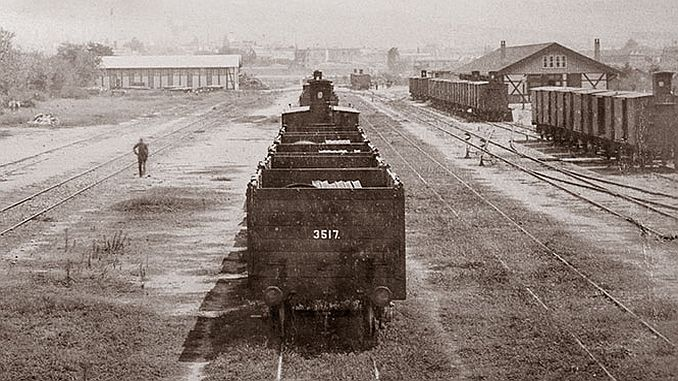 Anatolian Railway 1