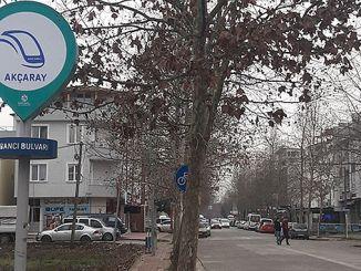akcaray line kocaelisporun will reach up to the new stadina