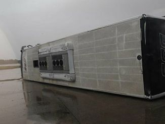 Schlauchunfall am Flughafen Antalya