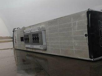 hose disaster at antalya airport