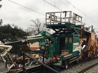 عن حادث القطار في اسطنبول