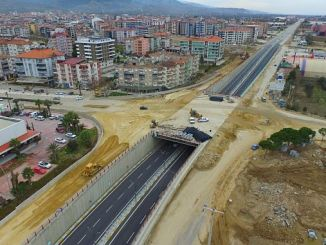 this junction will give life to alasehir
