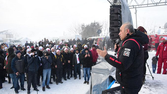 big interest in cambasi snow festival