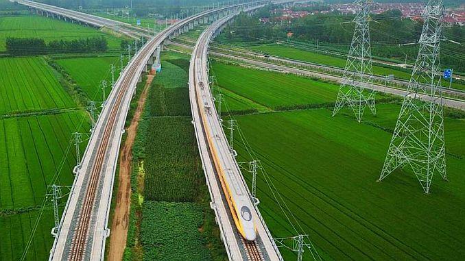 gin develops 350 km speeding auto train per hour
