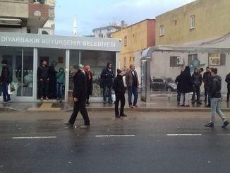 diyarbakirda Klimali stop work continues 2