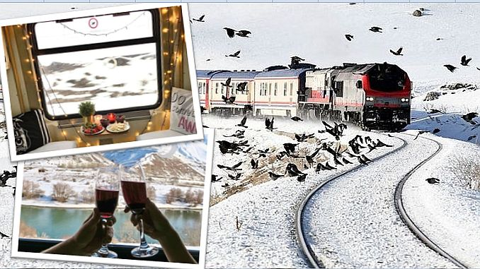 doga manzarasi esliginde nostaljik tren yolculuklari