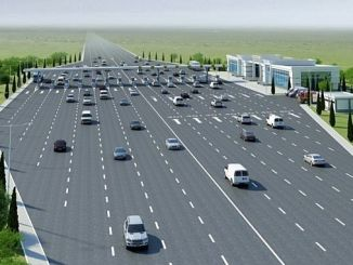 Great highway project on silk road