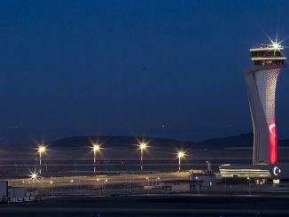 datum van vertrek naar de luchthaven van Istanbul