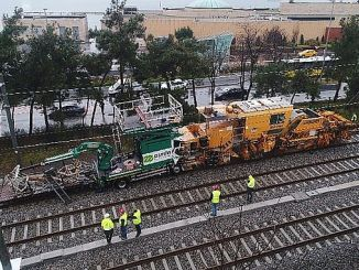 train accident in istanbul security camera