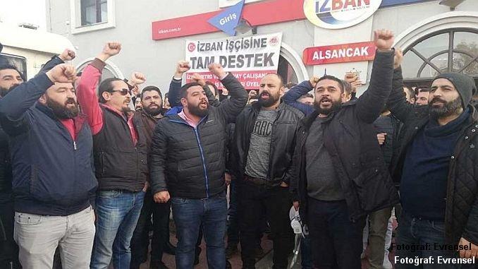 izban workers have no different scenario of bread politics