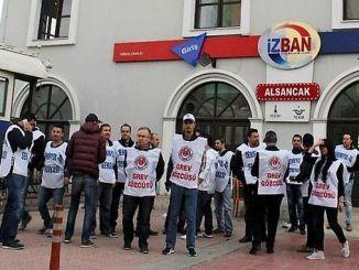 Απεργία Yasagina
