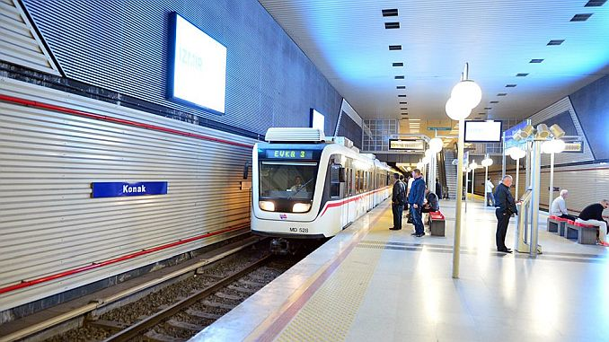 XMUMX hike accepted at izmir subway as agreed