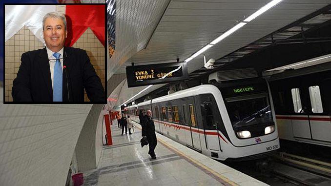 faza štrajka u izmirskoj podzemnoj željeznici donijela je ostavku