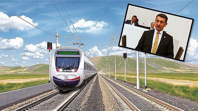 karaman deputies asked the transportation project title is ending 2