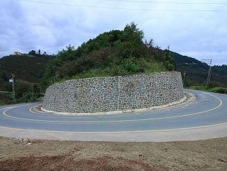 quân đội đã kết hợp con đường nhựa 1797 km