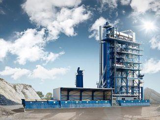 La producción de asfalto se utilizará en las provincias de Rize Artvin.