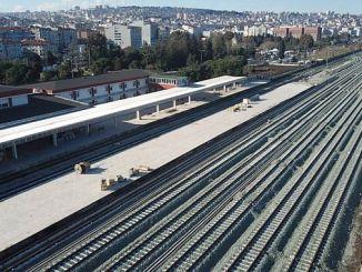 samsun cross-train train service begins
