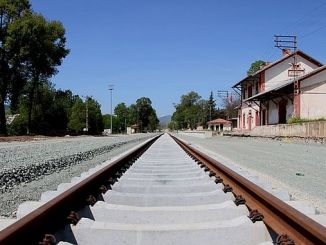 Samsun sivas hurtige toglinje vil være presserende i 2019