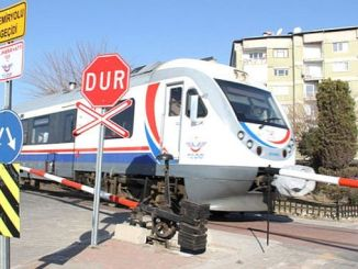 Improvement of level crossings at the sivas samsun line