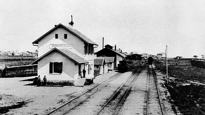 tarihte bugun 14 ocak 1920 fransizlar sark rumeli demiryollari