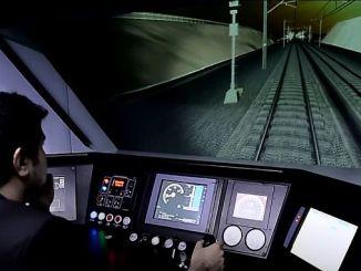 tcdd transportar un sden tren ingeniero anuncio del curso
