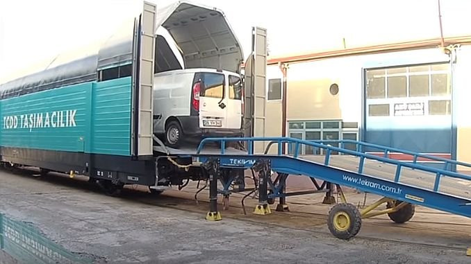 tulomsas produced domestic and national vehicle transport wagons